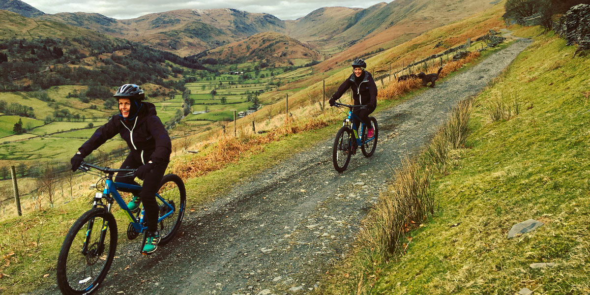 MOUNTAIN BIKE HIRE IN THE LAKE DISTRICT